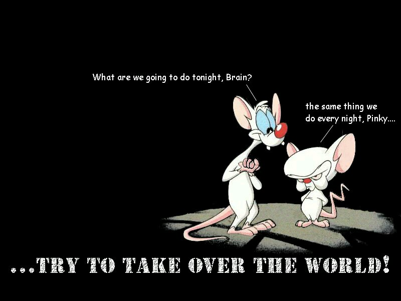 Tenter de conquérir le monde !